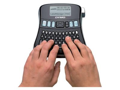 Dymo 210D Labelmaker Qwerty